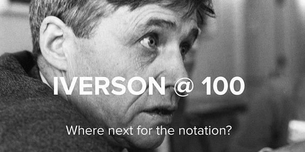 Ken Iverson Centenary celebration, 17 Dec 2020, 19:00 EST